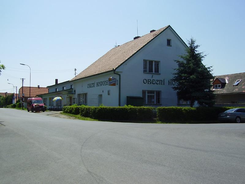 hospoda v Konětopech