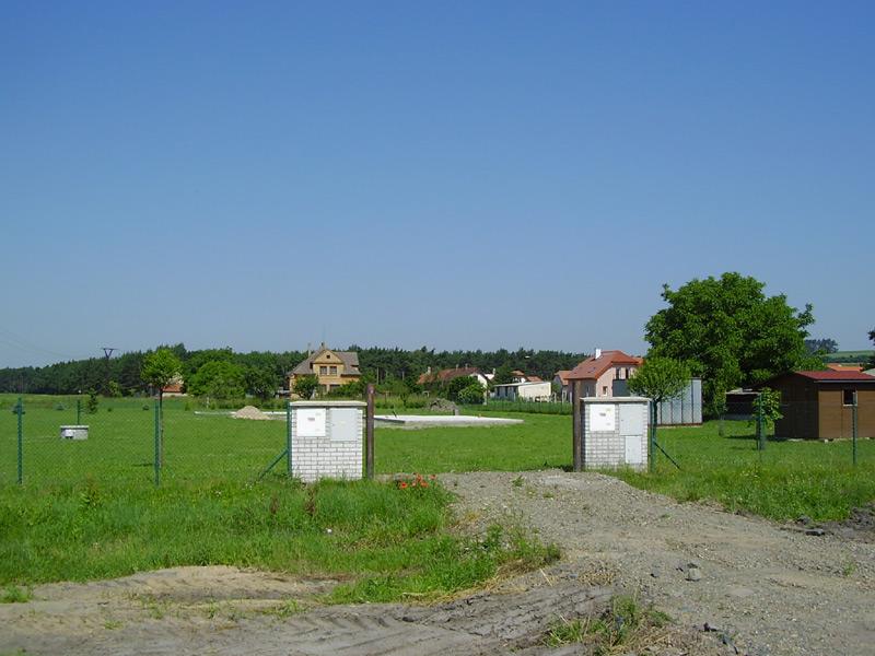 Nová výstavba v obci